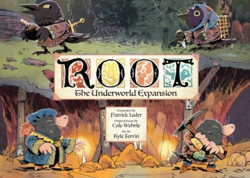 Root The Underworld Expansion raises over $950,000
