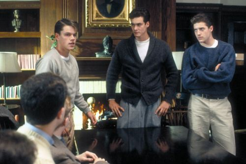 What to Watch This Weekend: 'School Ties'