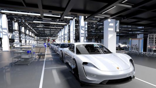Porsche doubling production of new Porsche Taycan due to high demand