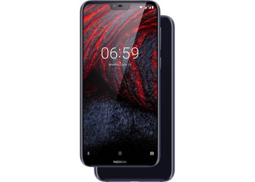 Nokia X6 Launches Globally As The Nokia 6.1 Plus