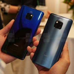 Take a look at the Huawei Mate 20 Pro's official new product video
