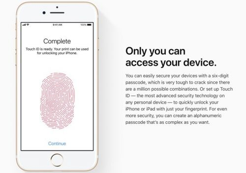 Apple Launches New Consumer-Friendly Privacy Site