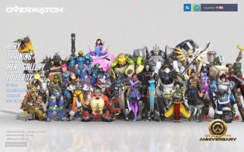 Overwatch now has 35 million players for Blizzard's online team shooter
