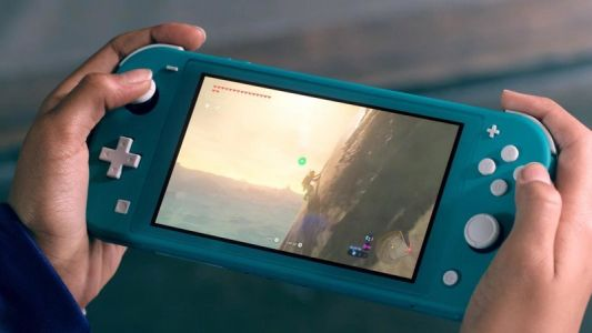 Here are the Nintendo Switch games that don't support handheld mode