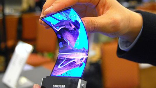 The foldable Samsung Galaxy X won't release in 2018, says Qualcomm