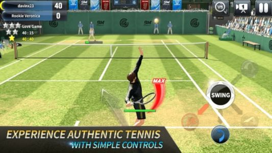 Best Android Games - Tennis - June 2019
