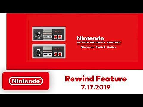 Nintendo Switch Online Adds a Rewind Feature for Classic NES Games