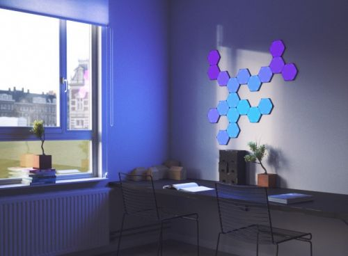 Nanoleaf is shaping things up in 2019 - with hexagons!