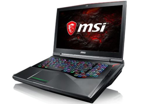 New MSI Gaming Notebooks Introduced GE63 Raider RGB And GT75VR Titan Pro
