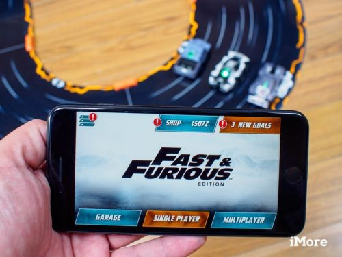 You can now race Fast and Furious characters in Anki Overdrive