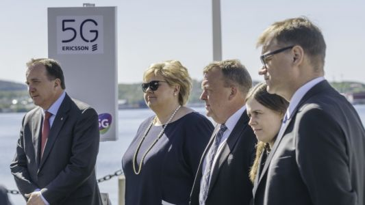 Nordic Prime Ministers reach agreement to support 5G
