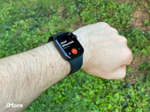 Can't make or receive calls on Apple Watch? Here's the fix!