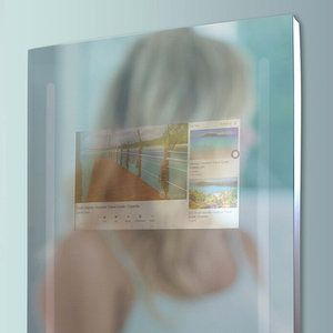 Android is coming to bathrooms around the world through a smart mirror