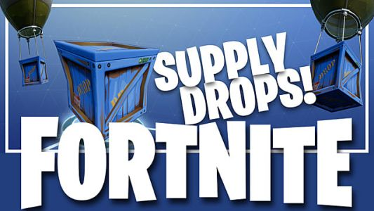How to Unlock Supply Drops in Fortnite's Battle Royale Mode