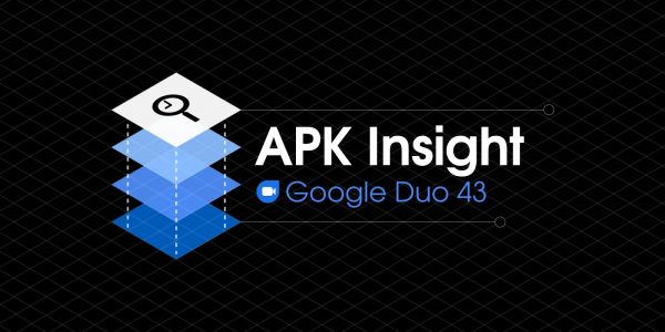 Google Duo 43 adds Material Theme settings, preps data saver, messaging clips, dual-stream PiP