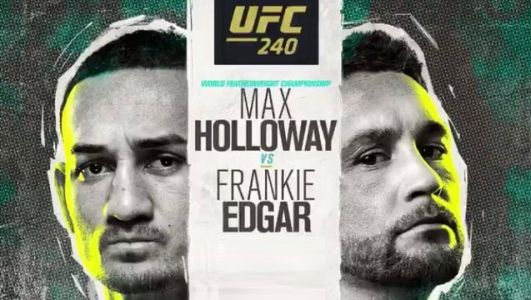 UFC 240 live stream: how to watch Holloway vs Edgar and the rest from anywhere now
