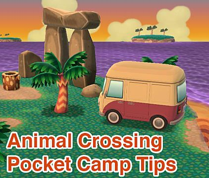 5 Animal Crossing: Pocket Camp Tips for Beginners