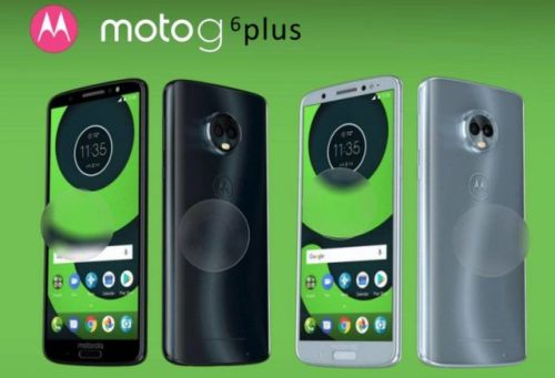 Moto G6 Lineup To Sport 18:9 Display, Snapdragon 450 Chipset