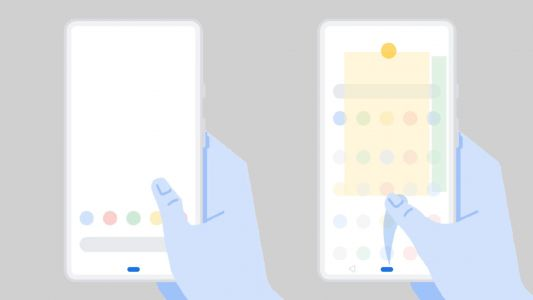Google Pixel 3 illustrations may secretly be buried inside Android P beta