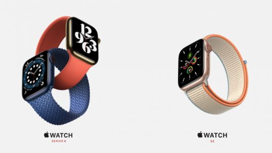 Apple Watch Series 6 is Here With Blood Oxygen Saturation Sensor and More