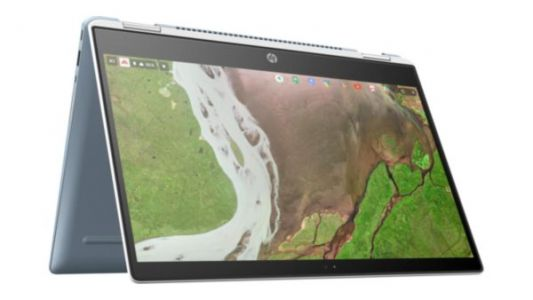 Woot Has The HP Chromebook X360 For Only $269 Today