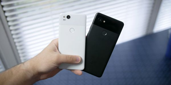 Google Pixel 2 receiving new out-of-cycle Android 8.1 OTA update