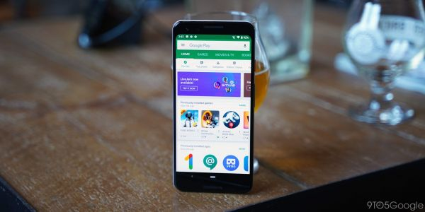 Google widely rolls out Material Theme redesign of Play Store 'Ratings and reviews' on Android