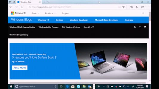 Windows 10 Tip: Edit any URL in your Microsoft Edge Favorites
