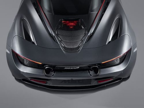 One of a kind Stealth McLaren 720S revealed