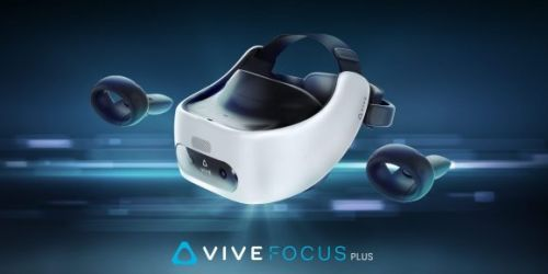 HTC announces Vive Focus Plus standalone VR headset for Q2 2019