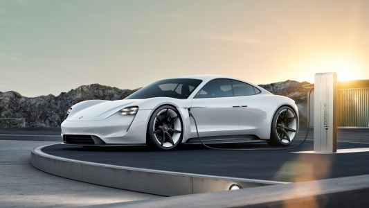 The all-electric Porsche Mission E is now Porsche Taycan