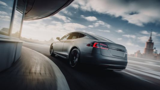 Man drives at least 30 miles seemingly fast asleep at the wheel of his Tesla