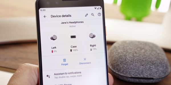 Here's what Android Q's upcoming revamped Bluetooth device menu looks like