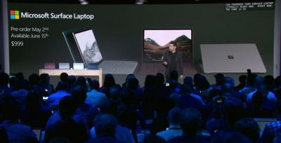 Forget virtual reality - Microsoft's Surface Laptop shows it lives in another dimension