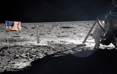 Behind-the-scenes audio from Apollo 11 mission made public for first time