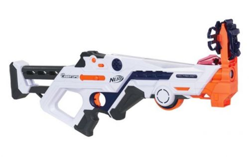Nerf's New Laser Tag Gun Connects To Your Smartphone