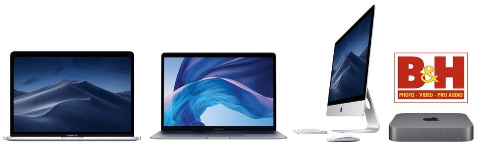 Deals Spotlight: B&H Photo Offers Low Prices on MacBook Pro, MacBook Air, iMac, and Mac mini for Green Monday