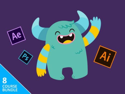 Save 95% on the Complete Beginner's Guide to Animation Bundle
