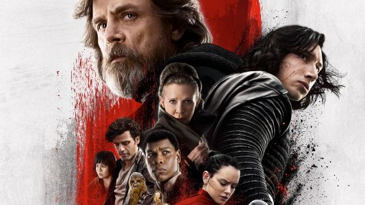 Star Wars: The Last Jedi is now on your favorite streaming service