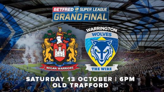 Super League Grand Final live stream: how to watch Wigan Warriors vs Warrington Wolves rugby league