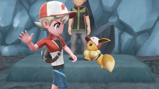 Pokémon Let's Go fits surprisingly well into my grown-up gaming life