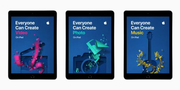 Apple releases Everyone Can Create free course on Apple Books, covering iPad photography, music, drawing and video