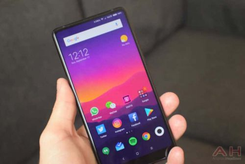 Xiaomi Intros 'Bezel-Free' Mi MIX 2 In India With 6GB Of RAM