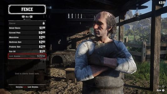 How to Get & Use the Lock Breaker in Red Dead Redemption 2