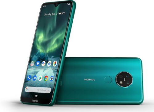 Nokia 7.2 Launched: 6.3-Inch PureDisplay, 48MP Camera, Snapdragon 660