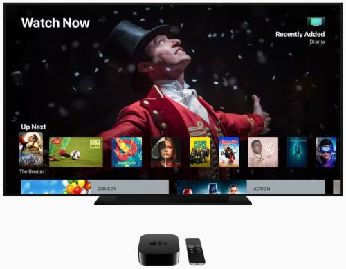 Eighth Beta of tvOS 12 Now Available for Registered Developers