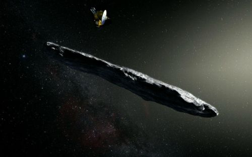 Chasing 'Oumuamua-unfortunately human technology isn't up to the task