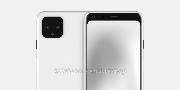 Google buying the face data of people in the streets for $5, probably for Pixel 4