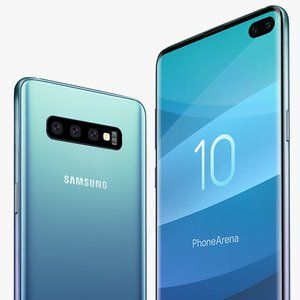 The Galaxy S10's in-display fingerprint scanner won't work with screen protectors