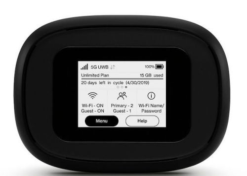 Verizon's First 5G Hotspot Is Here And It's Not Cheap